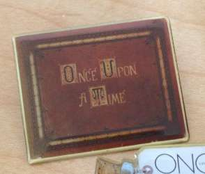 ABC Once Upon a Time Book SDCC