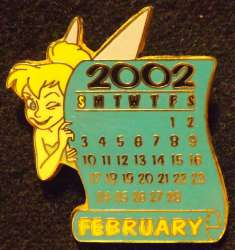 Tinker Bell (February)