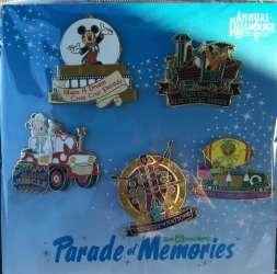 Parade of Memories Booster