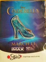 AMC Theatres Cinderella