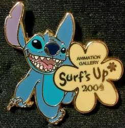 Stitch Surf's Up