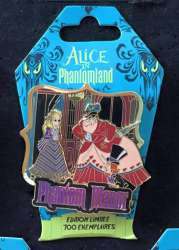 Alice, Queen and King of Hearts