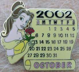 12 Months of Magic Calendar