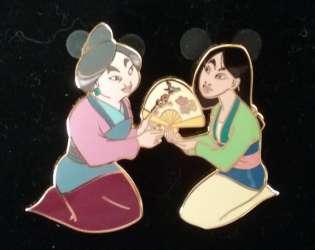 Fa Mulan & Fa Li