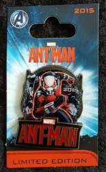 Antman Opening Day