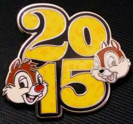 2105 Year Pins Booster Set