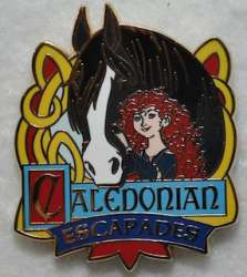 A Brave Adventure - Merida & Angus