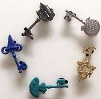 Passholder Exclusive Disney's 2012 WDW set of 5