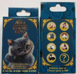 Alice Through the Looking Glass Mystery Collection