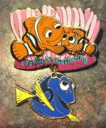 A Family Pin Gathering