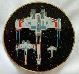 Rebel Alliance X-Wing Starfighter
