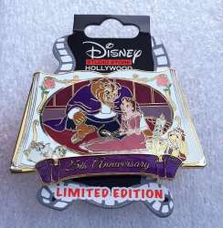 25th Anniversary Pin (Surprise Release)