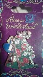 Alice in wonderland - 65th-limited edition