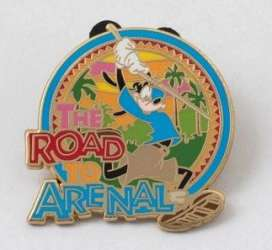 The Road to Arenal - Goofy