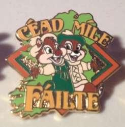 Céad Míle Fáilte - Chip and Dale