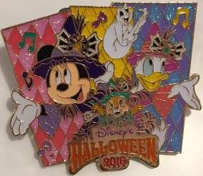 Minnie Mouse-Daisy-Duck-Clarice