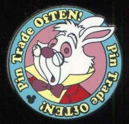 Alice In Wonderland 'TEN' Collection (White Rabbit)