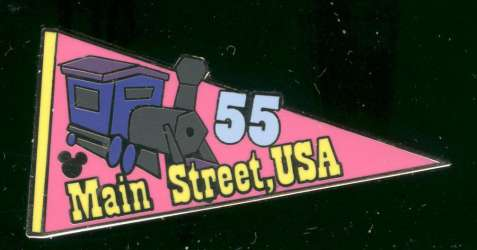 '55 Pennant Collection (Main Street USA)