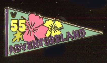 '55 Pennant Collection (Adventureland)