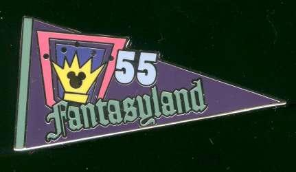 '55 Pennant Collection (Fantasyland)