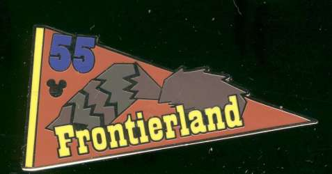 '55 Pennant Collection (Frontierland)