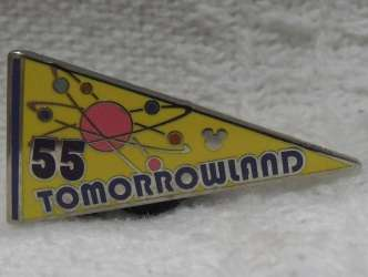 '55 Pennant Collection (Tomorrowland)