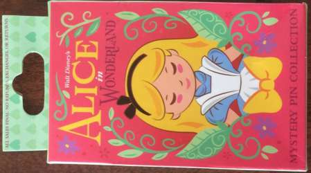 Alice in Wonderland Mystery Collection 2014 - Mary Blair Stylized