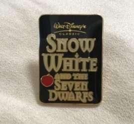 Lion King / Snow White - Snow White Pin