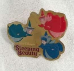 Sleeping Beauty / Toy Story - Three Fairies Pin
