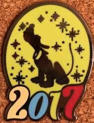 2017 Year Pins