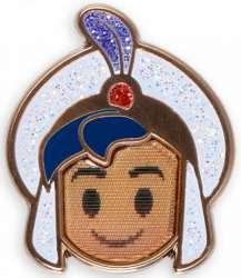 Aladdin Emoji Mini-Pin Set