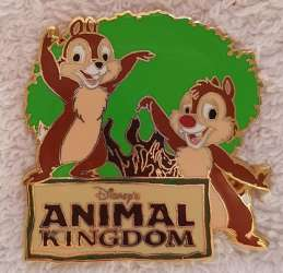 Animal kingdom tree of life Chip and Dale