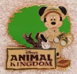 Animal kingdom tree of life Mickey