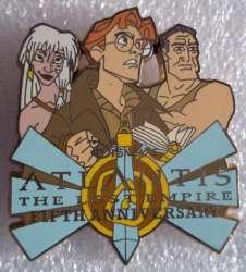 5th Anniversary Atlantis: The Lost Empire