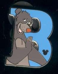 B for Baloo