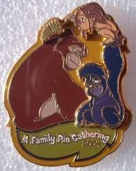 Young Tarzan Family