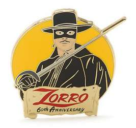 Zorro 60th Anniversary