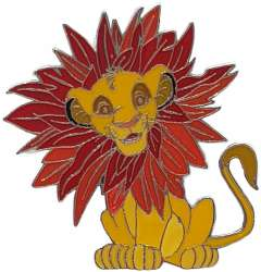The Lion King Simba Leaf Mane