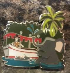 Disneyland Mystery Collection: Jungle Cruse