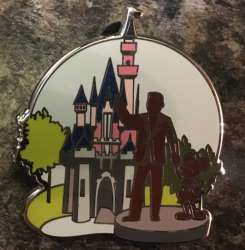 Disneyland Mystery Collection: Walt and Mickey