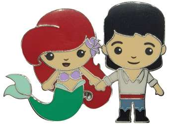 Ariel with Prince Eric