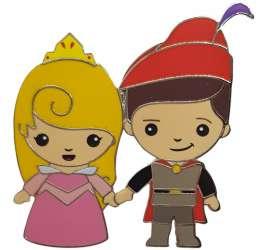 Aurora with Prince Phillip