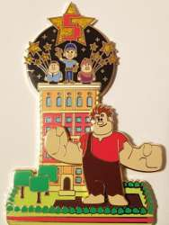 Wreck-it Ralph 5th Anniversary