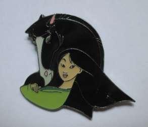 Mulan with Khan