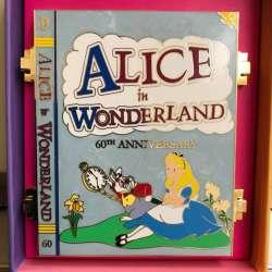 Alice in Wonderland 60th Anniversary