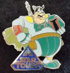 Pete (Star Tours) ONLY