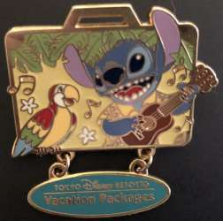 Stitch and Tiki Room