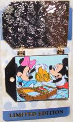 Mickey Mouse and Minnie Mouse Packing
