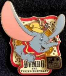 Dumbo th Flying Elephant
