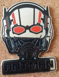 Ant-Man Helmet Pin